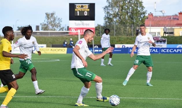 «Ворскла» сыграла с «КуПСом» вничью в матче квалификации Лиги конференций