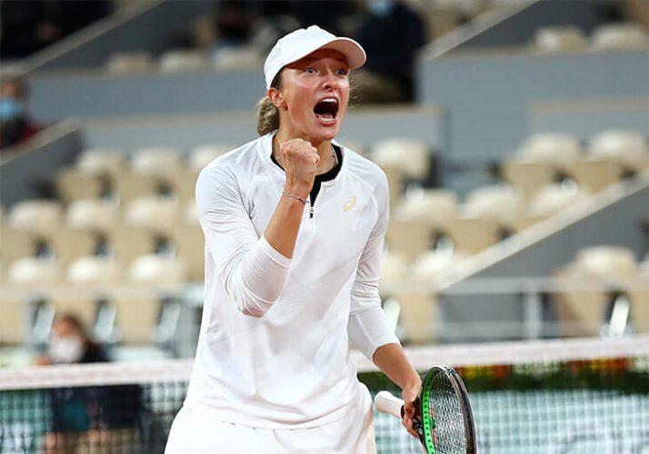 За главный приз «Ролан Гаррос» впервые поспорит польская теннисистка