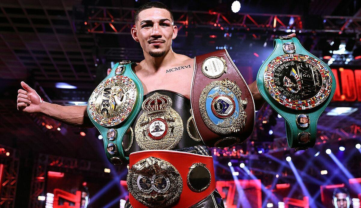 Журнал The Ring назвал лучших боксеров 2020 года