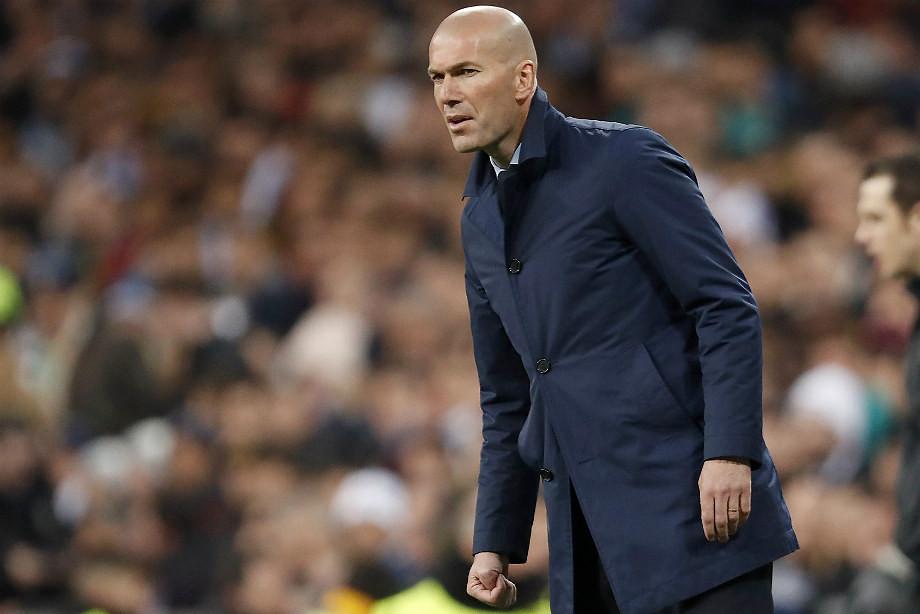 Зидан готов заменить Дешама на посту тренера французской сборной
